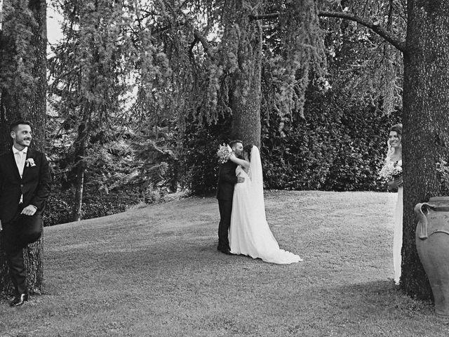 Il matrimonio di Chiara e Elia a Milano, Milano 41