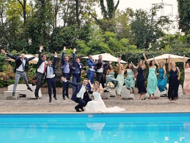 Il matrimonio di Chiara e Elia a Milano, Milano 45