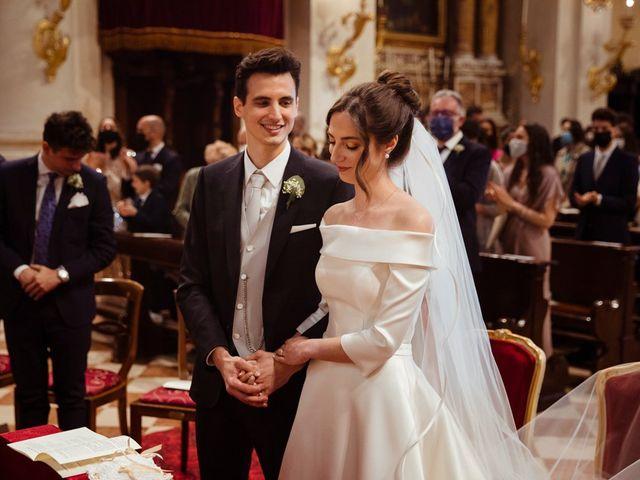 Il matrimonio di Giovanni e Maria a Marmirolo, Mantova 31