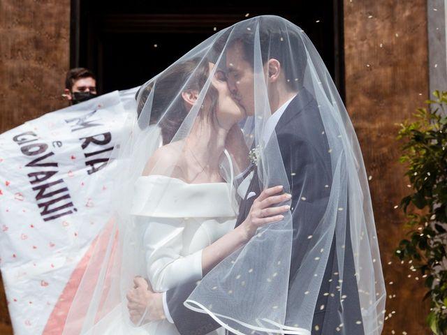 Il matrimonio di Giovanni e Maria a Marmirolo, Mantova 40