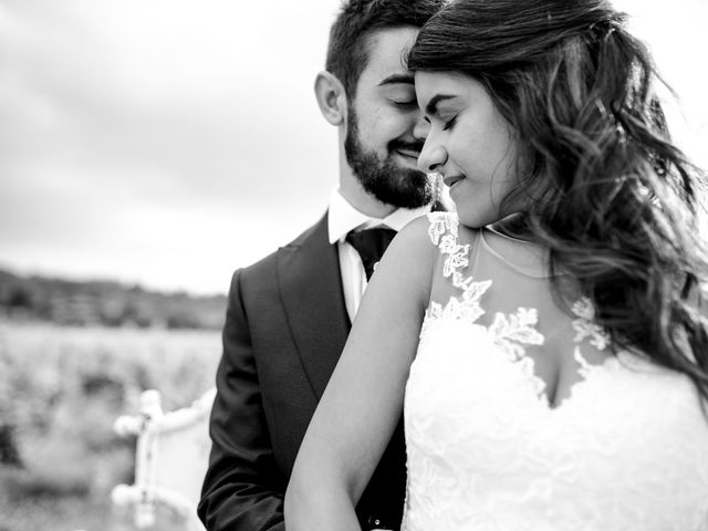Le nozze di Rebecca e Stefano