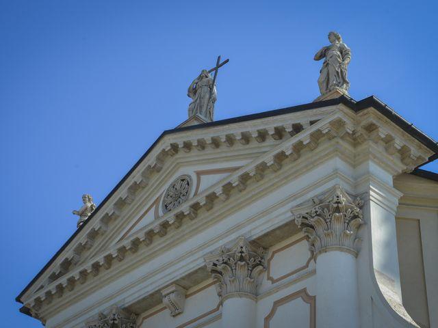 Il matrimonio di Matteo e Silvia a Rosà, Vicenza 14
