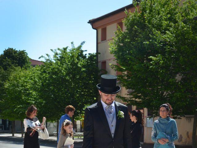 Il matrimonio di Matteo e Silvia a Rosà, Vicenza 15