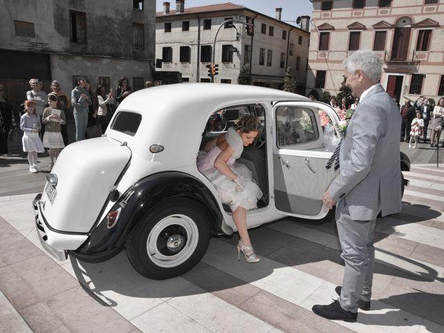 Il matrimonio di Matteo e Silvia a Rosà, Vicenza 17