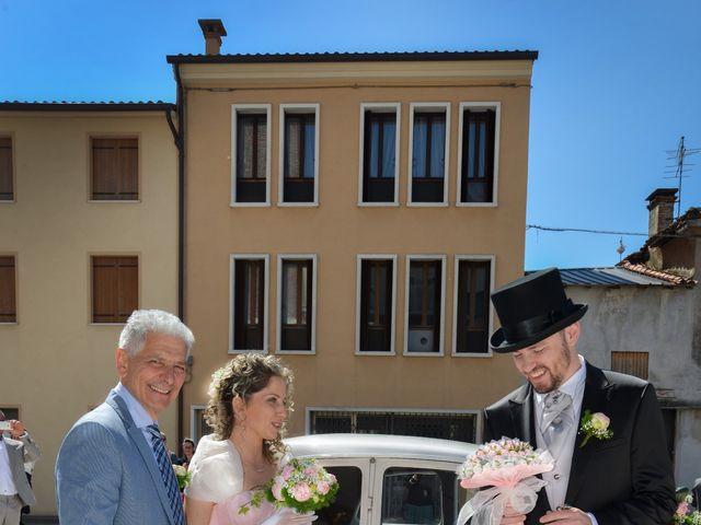 Il matrimonio di Matteo e Silvia a Rosà, Vicenza 18