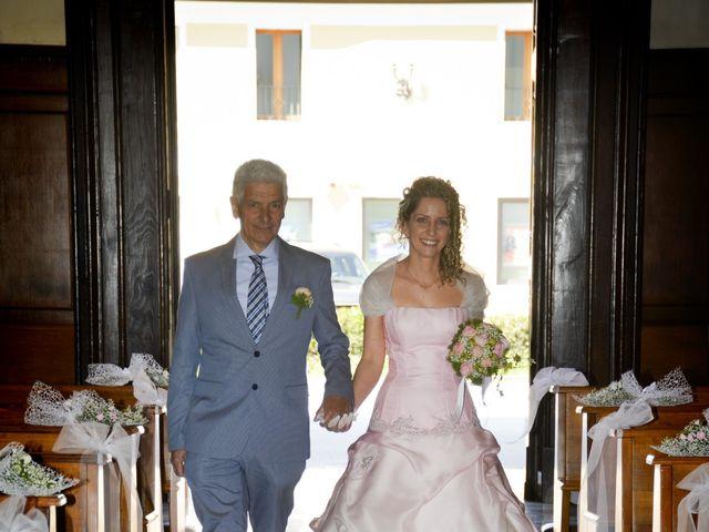 Il matrimonio di Matteo e Silvia a Rosà, Vicenza 20