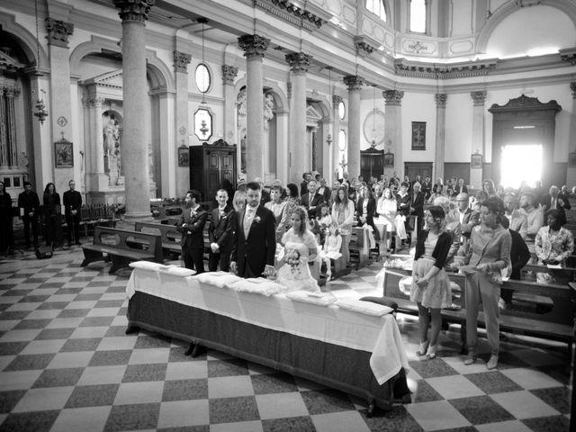Il matrimonio di Matteo e Silvia a Rosà, Vicenza 21