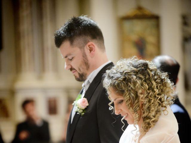 Il matrimonio di Matteo e Silvia a Rosà, Vicenza 24