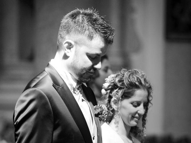 Il matrimonio di Matteo e Silvia a Rosà, Vicenza 25