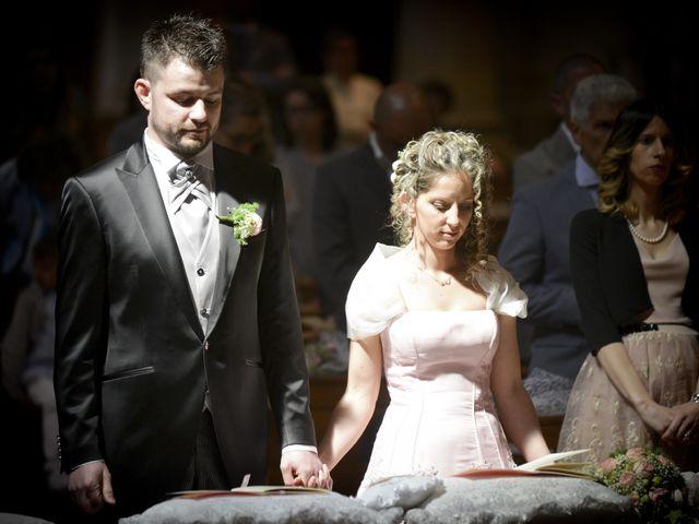 Il matrimonio di Matteo e Silvia a Rosà, Vicenza 28