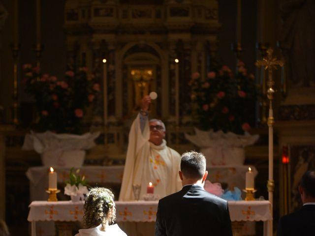 Il matrimonio di Matteo e Silvia a Rosà, Vicenza 31