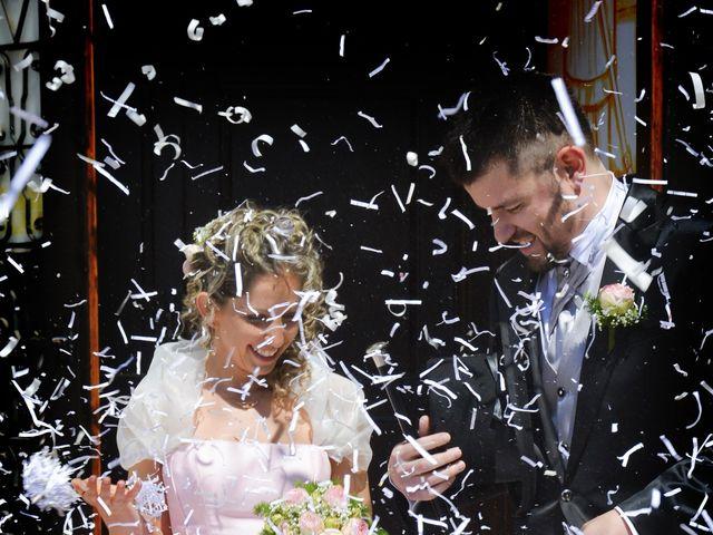 Il matrimonio di Matteo e Silvia a Rosà, Vicenza 34