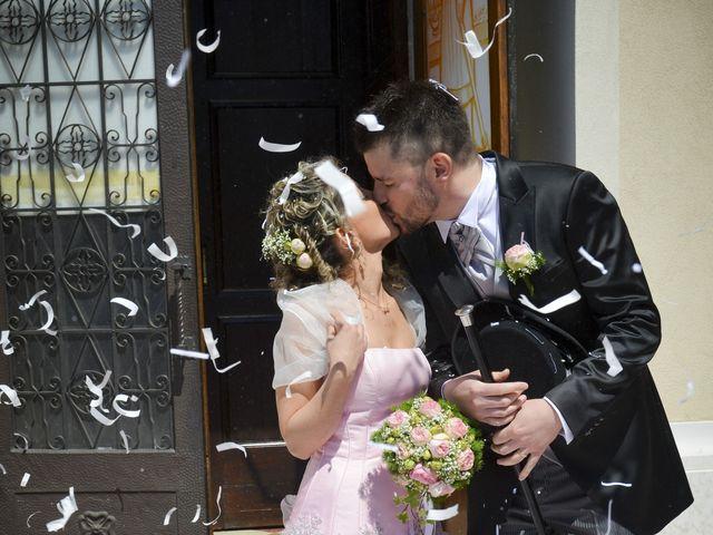 Il matrimonio di Matteo e Silvia a Rosà, Vicenza 35