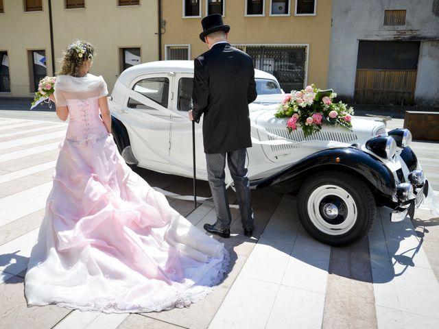 Il matrimonio di Matteo e Silvia a Rosà, Vicenza 36