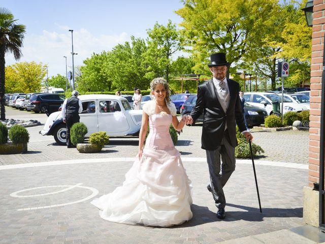 Il matrimonio di Matteo e Silvia a Rosà, Vicenza 39