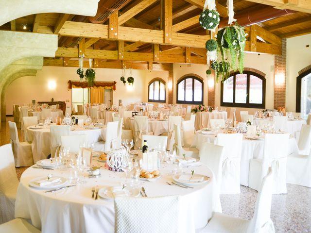Il matrimonio di Matteo e Silvia a Rosà, Vicenza 40