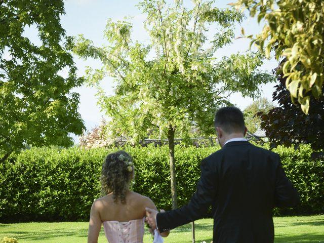 Il matrimonio di Matteo e Silvia a Rosà, Vicenza 45