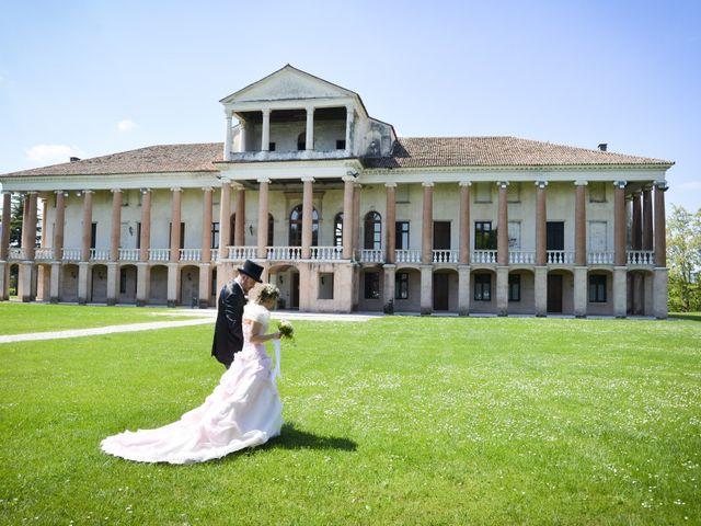 Il matrimonio di Matteo e Silvia a Rosà, Vicenza 46