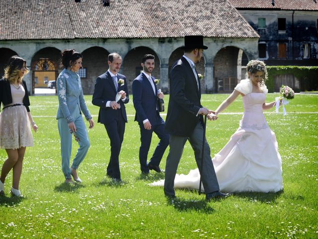 Il matrimonio di Matteo e Silvia a Rosà, Vicenza 47