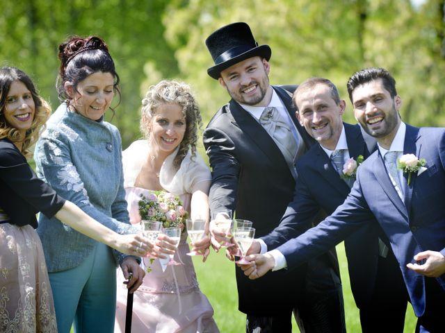 Il matrimonio di Matteo e Silvia a Rosà, Vicenza 49