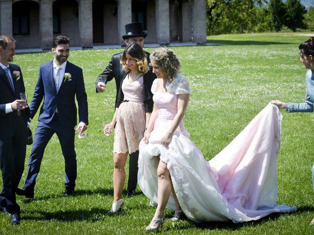 Il matrimonio di Matteo e Silvia a Rosà, Vicenza 52