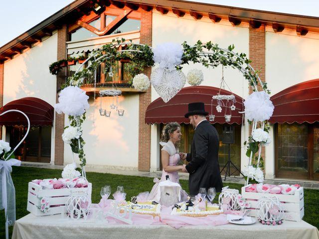Il matrimonio di Matteo e Silvia a Rosà, Vicenza 65