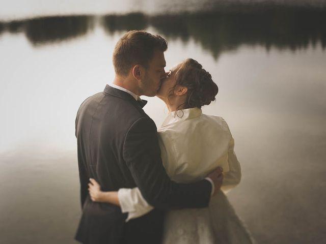le nozze di Linda e Marco
