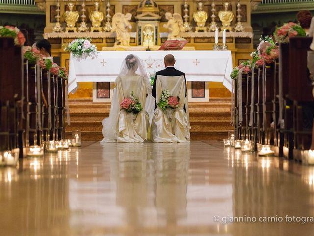 Il matrimonio di Carlo e Laura a Sovico, Monza e Brianza 1