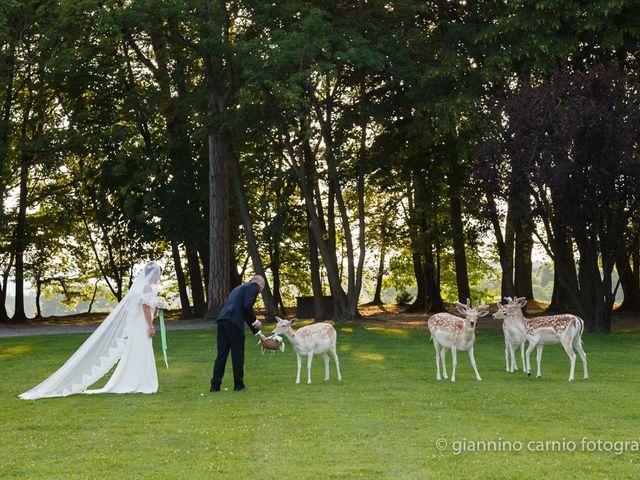 Il matrimonio di Carlo e Laura a Sovico, Monza e Brianza 5