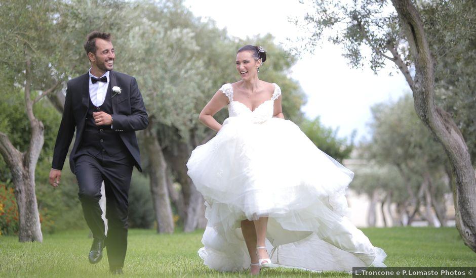 Il matrimonio di Antonio e Luisa a Boscotrecase, Napoli