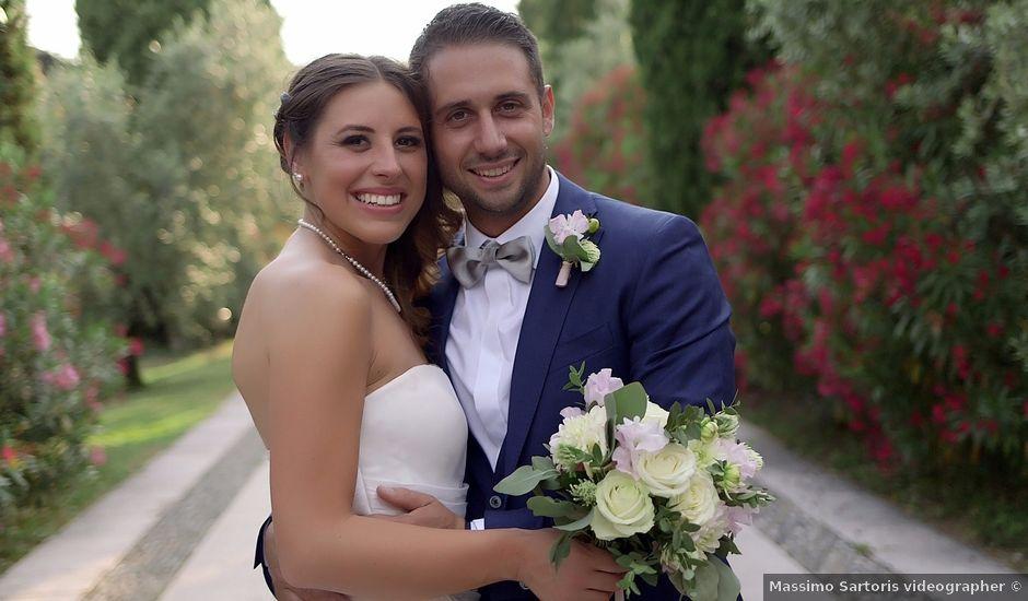 Il matrimonio di Francesco e Anita a Polpenazze del Garda, Brescia