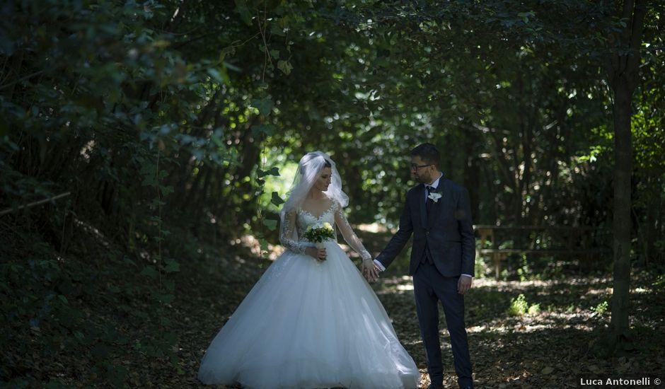 Il matrimonio di Marco e Erica a Torre San Patrizio, Fermo