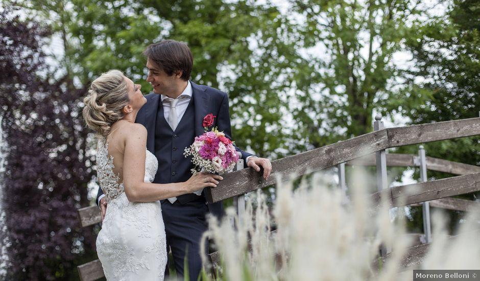 Il matrimonio di Simone e Elisa a Pioltello, Milano