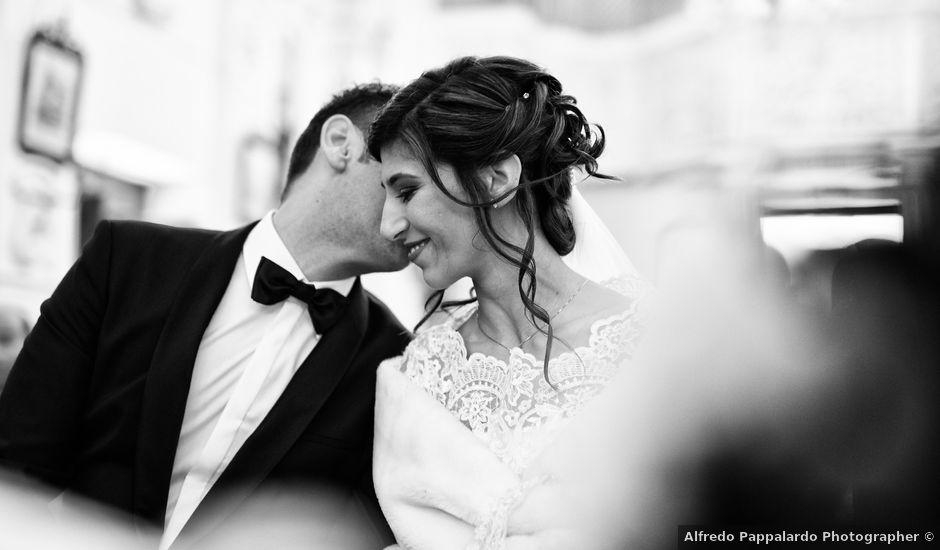 Il matrimonio di Giorgio e Cristina a Taormina, Messina