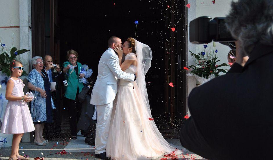 Il matrimonio di Luca e Elena a Barengo, Novara