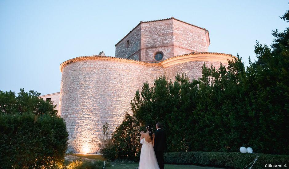 Il matrimonio di Miguel e Marta a Gualdo Cattaneo, Perugia