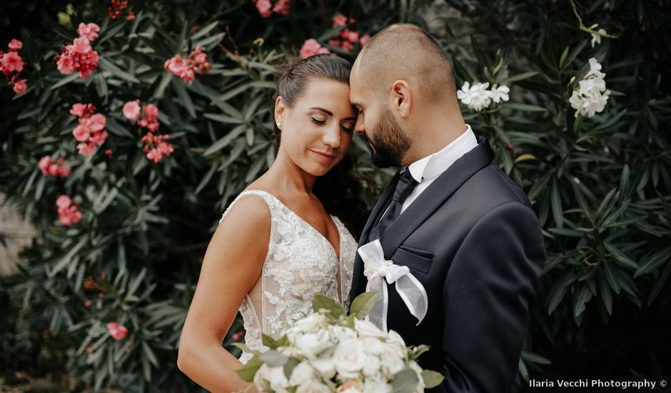 Il matrimonio di Chiara e Alessandro a Roncoferraro, Mantova