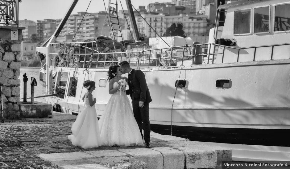 Il matrimonio di Biagio e Irene a Sciacca, Agrigento