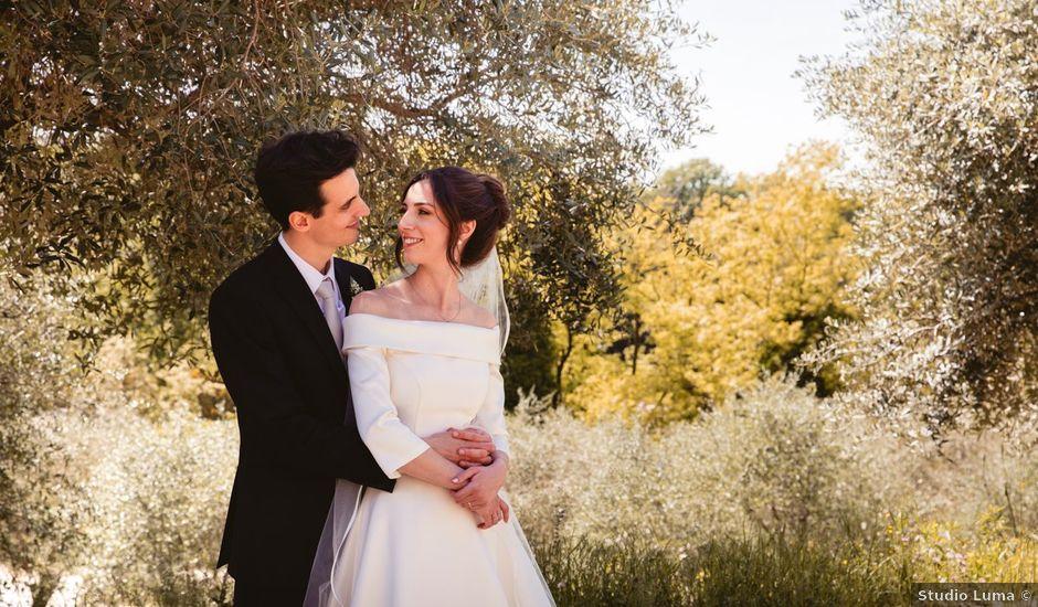 Il matrimonio di Giovanni e Maria a Marmirolo, Mantova