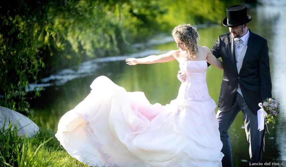 Il matrimonio di Matteo e Silvia a Rosà, Vicenza