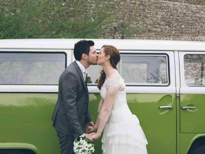le nozze di Nicole e Enrico