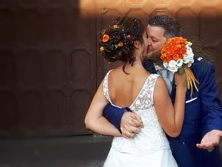 Le nozze di Maria Carmela e Francesco