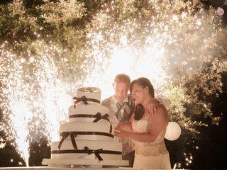 Le nozze di Marcela e Fabiano
