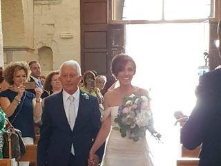 Le nozze di Anna e Michele 1