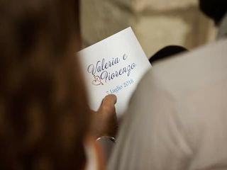 Le nozze di Valeria e Fiorenzo 1