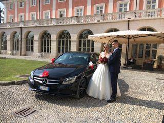 Le nozze di Silvia e Aurel