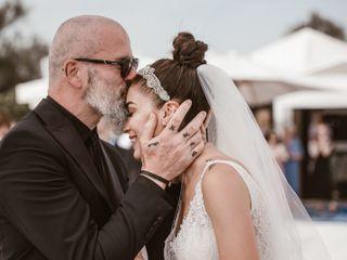 Le nozze di Ilary e Roberto