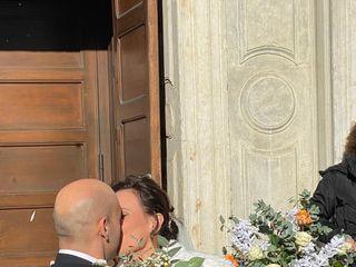 Le nozze di Cri e Alf 1