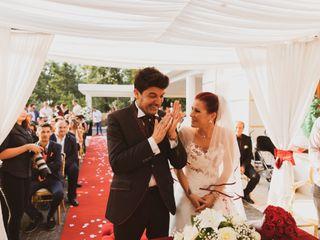Le nozze di Noemi e Nico