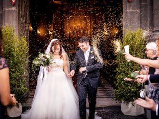 Le nozze di Cecilia e Federico
